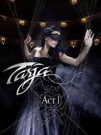 Cover Tarja Turunen - Act I [DVD]